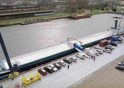 Promotie Binnenvaart Vlaanderen